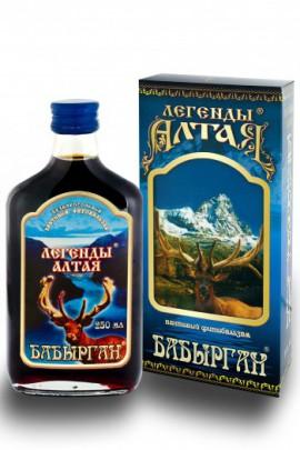 """Пантовый фитобальзам """"Бабырган"""", 100  м.л."""