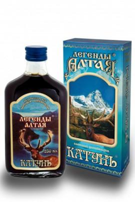 """Пантовый фитобальзам """"Катунь"""", 100 м.л."""