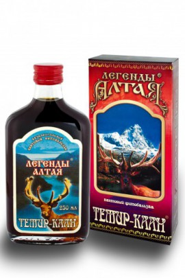 """Пантовый фитобальзам """"Темир-Каан"""", 100 м.л."""