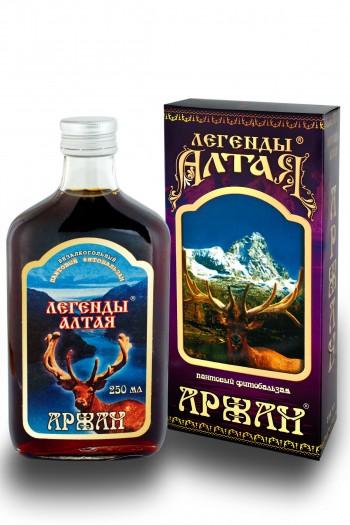 """Пантовый фитобальзам """"Аржан"""" 250 м.л."""