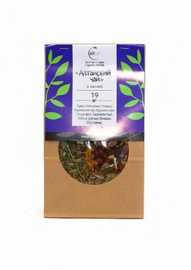 № 19 «Алтайский чай»  (с кассией)