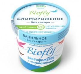 «BIOfly +Натуральная ваниль», 45г