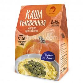 Каша Тыквенная (40гр*5пак), 200 гр