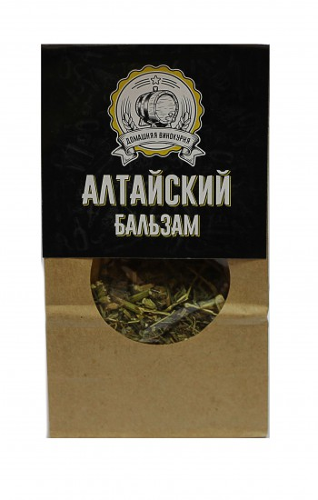 №1 Алтайский бальзам