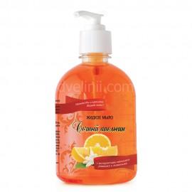 """Жидкое мыло """"Сочный апельсин"""", 500 мл."""