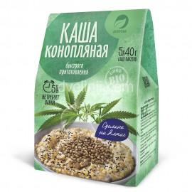 Каша Конопляная (40гр*5пак), 200 гр.