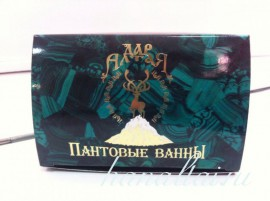 """Пантовые ванны """"Дар Алтая"""" №4 (с «Пантомаром – С» и для опорно – двигательного аппарата), 1 уп.-2ванны."""