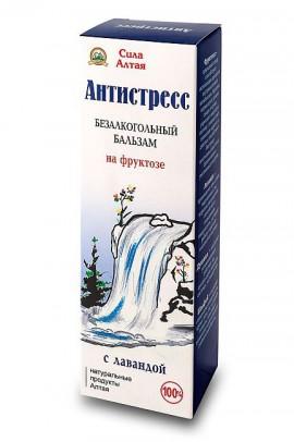 """""""Антистресс"""" с лавандой (Бальзам на фруктозе), 200 мл."""