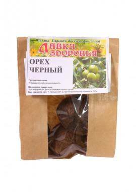 Орех черный плод, 50 г